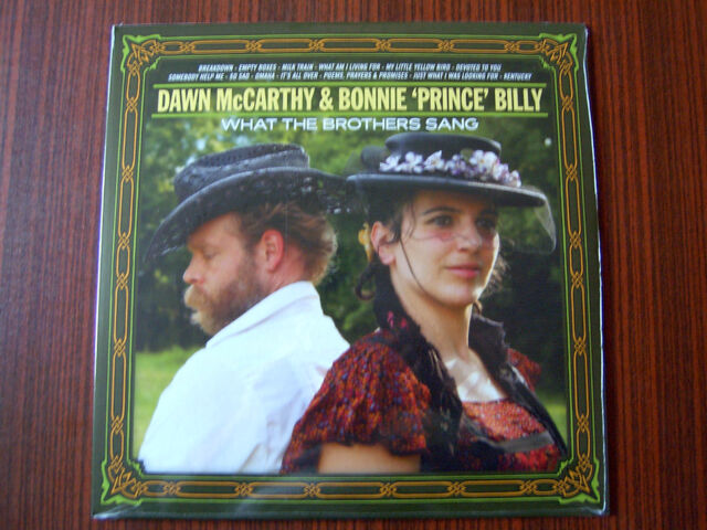 Bonnie Prince Billy -Dawn McCarthy  What The Brothers Sang LP NEW-OVP 2013