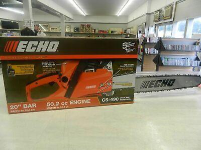 Reviews: ECHO CS-490-20 20 Inch Blade Gas Chainsaw | eBay