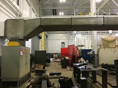 Clean Shop Model Dd3 Downdraft Prep Shop Station Paint Hood . Price Reduced