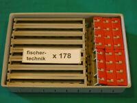 fischertechnik 36264 rot zwei Zahnräder Z30 m1,5