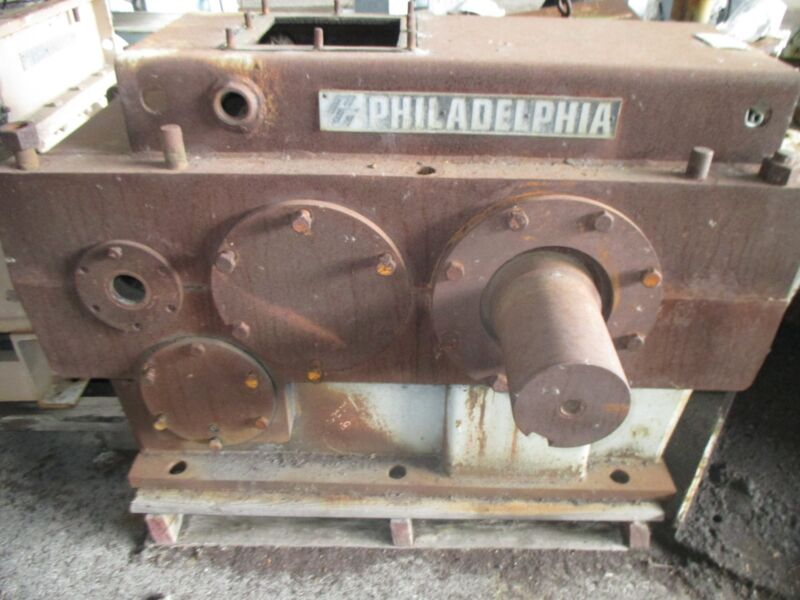 PHILADELPHIA GEAR REDUCER 130HP3 GOOD PARTS UNIT