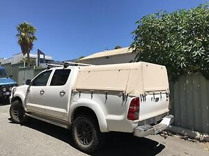 Custom Ute Canopies O'Connor Fremantle Area Preview