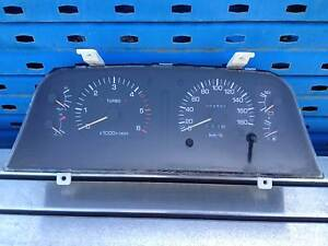 Landcruiser Turbo Diesel instrument cluster-very good. Brinsmead Cairns City Preview