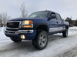 2003 GMC Duramax low KM's!!!!!!