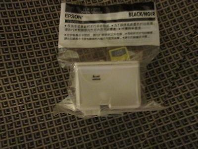 C42 Black Ink - Genuine Epson C42UX C42SX C44UX Black Ink Cartridge