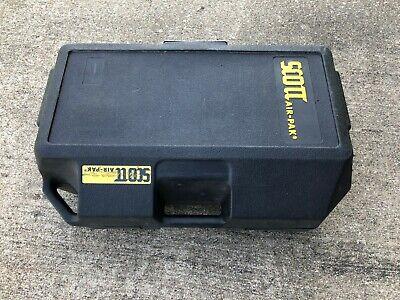 Scott Scba Plastic Air Pak Cases Firefighter Pack