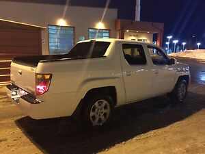 2007 Honda Ridgeline EX-L - no accidents - only owner