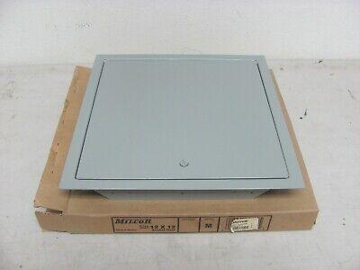 Milcor 3202-014-9 - 12 X 12 Metal Primer-coated Access Door