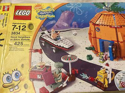 LEGO Good Neighbours at Bikini Bottom