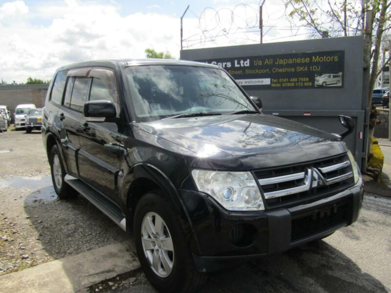 Image of 2007 MITSUBISHI PAJERO FACELIFT 3.0 V6 AUTO EXCEED 5 DR LWB 7 SEATER 4WD (R2)