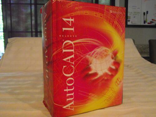 Autocad Release 14