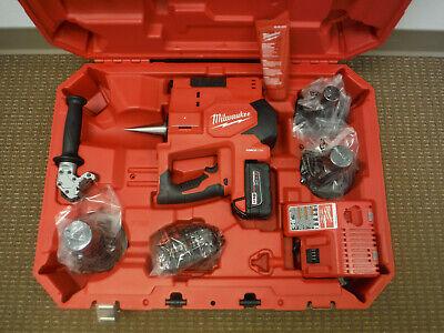 New Milwaukee 2633-22 M18 Force Logic 2 - 3 Propex Expansion Tool Kit