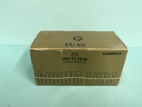 COSINA 70-210mm f/2.8-4.0 MC MACRO FOR YASHICA/CONTAX