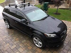 2011 Audi Q7 Premium Sport S-Line Nav Air Suspension Pano Roof