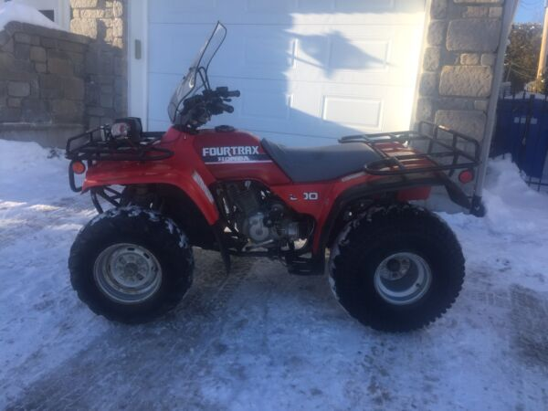 Used 1991 Honda fourtrax trx300