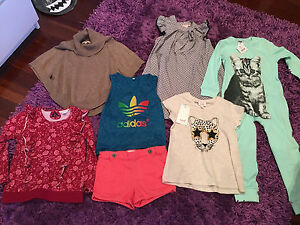 Girls size 3-4 clothes - Witchery, Seed, Adidas, Country Road Bassendean Bassendean Area Preview