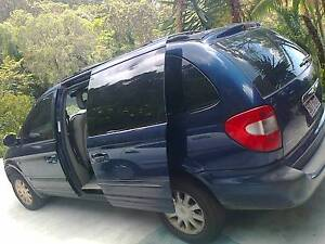 7 Leather seats RWC REGO 2004 Chrysler Voyager Wagon Clagiraba Gold Coast West Preview