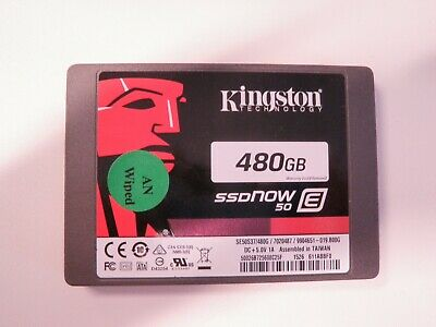Kingston SSDnow 50 E 480GB SE50S37/480G 2.5'' SATA Solid State Drive