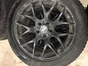 PNEUS MICHELIN HIVER SUR MAGS BMW 235/50 R18
