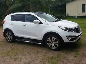 2011 Kia Sportage - REGRETTABLE SALE!! Relocating interstate. Howard Springs Litchfield Area Preview