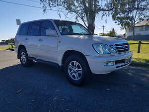 2004 lexus lx470 ---first owner--- Condell Park Bankstown Area Preview