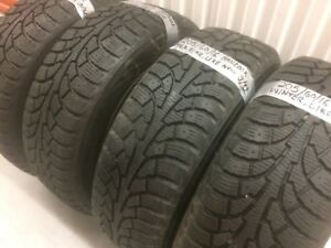 Hankook Winter Tires 205/60/16 with Winter Rims