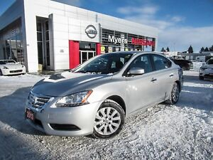 2013 Nissan Sentra SV, INTELLIGENT KEY, HEATED SEATS, XM RADIO