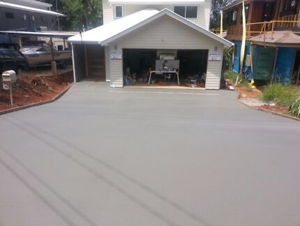 Dan's discount concreting