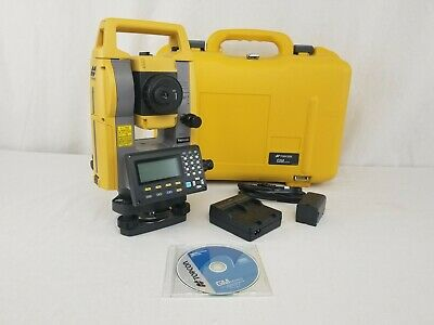 New Topcon Gm-105 5 Reflectorless Total Station