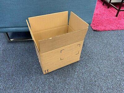 x10 DOUBLE WALL POSTAL MAILING CARDBOARD BOXES Medium, 305x 230x 205mm