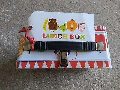 Jamie Oliver Kids Metal Lunch Box UnusedBNWT
