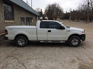 2007 Ford F-150 4X4