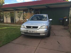 2001 Holden Astra Automatic low kms West Beach West Torrens Area Preview