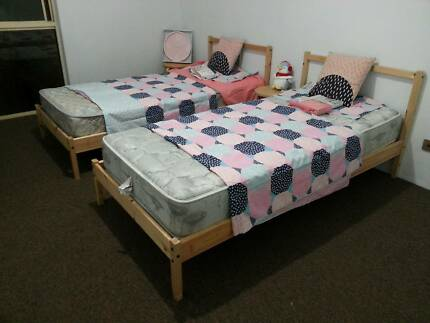 bed avaliable in Twin bed Room $ 185  each next to darling harbor