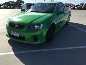 2009 Ve SS Holden commodore My10 ute 6 speed sports Automatic Greenvale Hume Area Preview