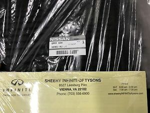 2014 TO 2018 Infiniti QX60 ALL WEATHER Floor Mats  OEM 3 ROWS 999E1-R5000 OEM