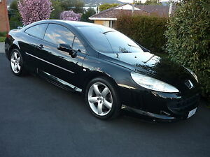 2008 Peugeot 407 HDi  Auto Coupe Glenorchy Glenorchy Area Preview