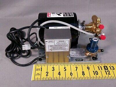 Cornelius Intelli Pumpmotor Carbonator Pump Assembly 629087457 - New