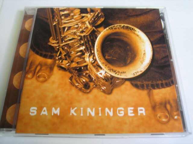 SAM KISSINGER - FUNK IS AS FUNK DOES! - CD - NEU - NUR OHNE FOLIE !!!