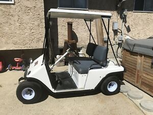 36v easy go golf cart
