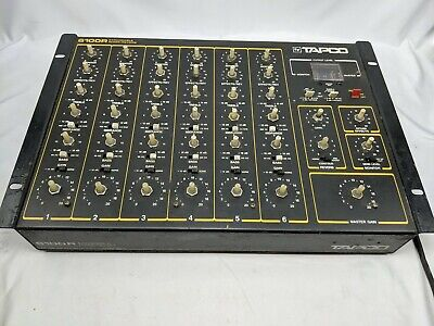 Mixer Amp  Numbered Knobs  *Knob Only* Vintage Sunn Alpha Four PA