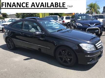 FINANCE AVAILABLE $68 Per Week T.A.P 2009 Mercedes-Benz CLC Coupe Main Beach Gold Coast City Preview