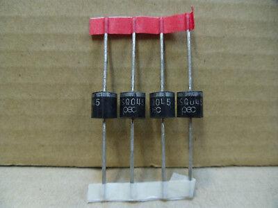4 X Schottky-diode 45v 10a 10sq045