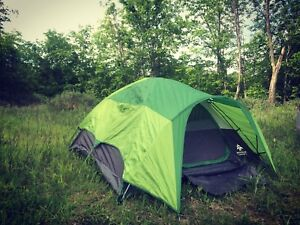 3 person woods tent.
