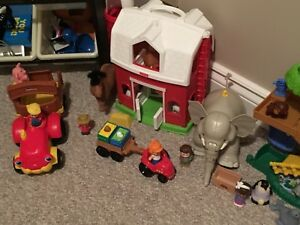 Fisher Price everything included