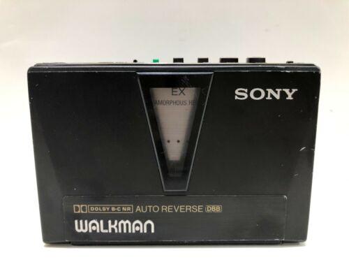 Sony Walkman WM-550C Cassette Player