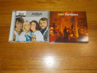 The Best Of ABBA The Millennium Collection & The Visitors