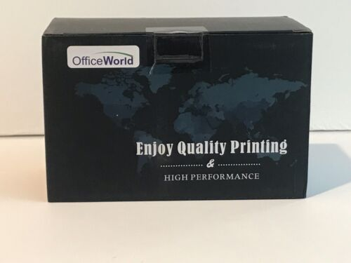 Office World ink cartridges LC3035XXL.  Four Pack. Black, Cy