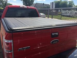 Ford F-150 TruXedo TruXport Roll-Up Tonneau cover 2010-2014