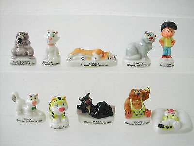 Série de fèves 2002 - BILLY THE CAT